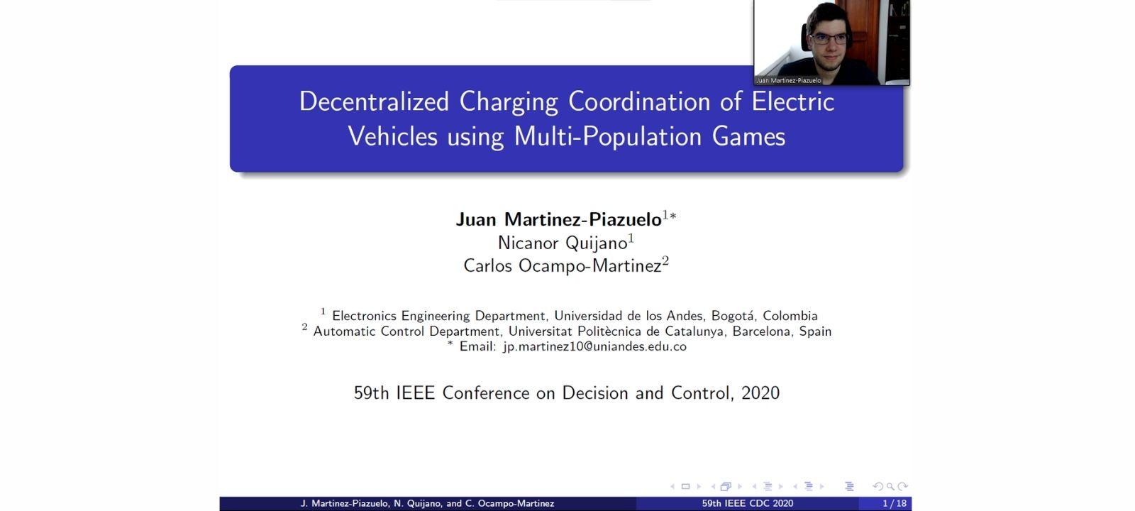 CDC Nicanor