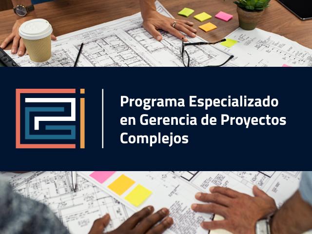 especialización gerencia de proyectos