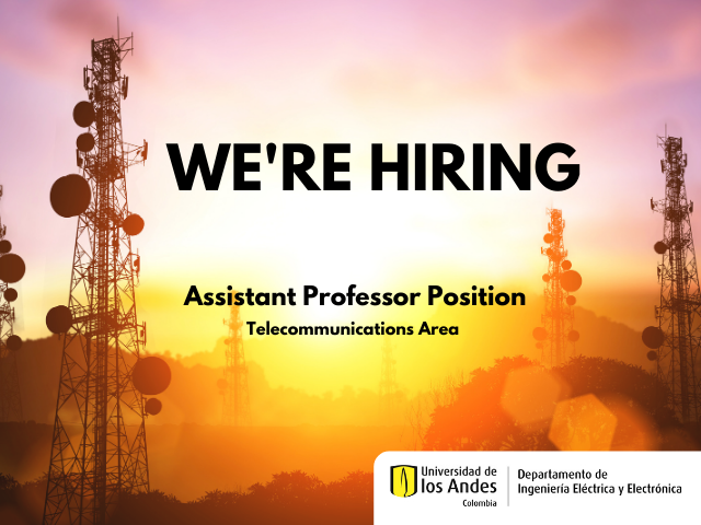 assistant professor position