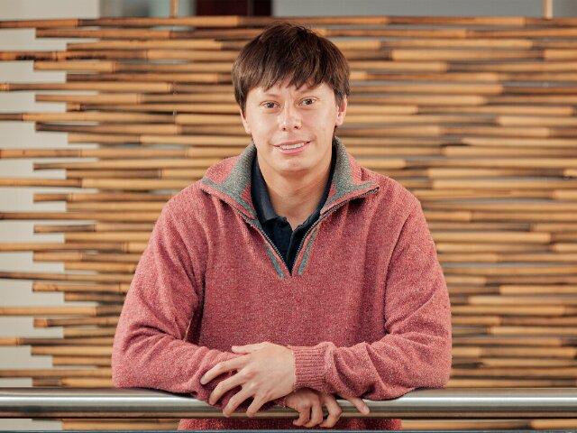 Johann Osma Global Energy Prize