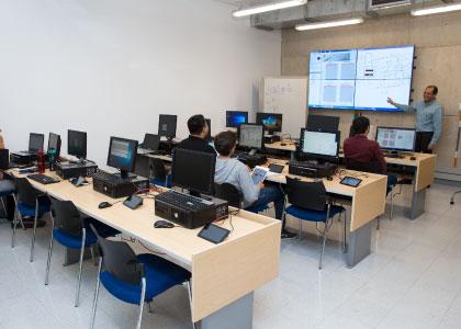 Laboratorio de Calidad y Electrónica de Potencia (ML-007)