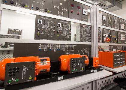 Laboratorio de Sistemas de Potencia (ML-040)
