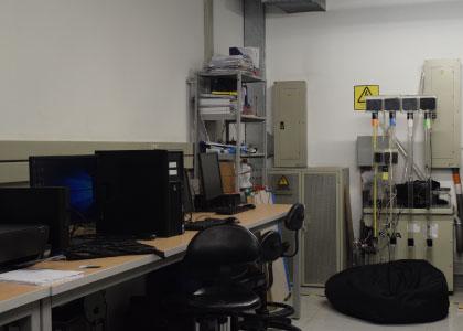 Laboratorio Pruebas Equipos Eléctricos (ML-042)