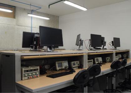 Laboratorio de Servicios Electrónicos (ML-013)