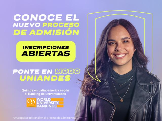 Ponte en Modo Uniandes - Inscripciones de pregrado - Universidad de los Andes