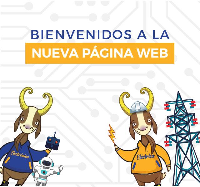 Bienvenidos Eléctrica Y Electrónica