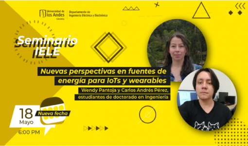 Wendy Pantoja y Carlos Pérez
