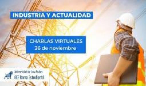 charlas virtuales industria y actualidad