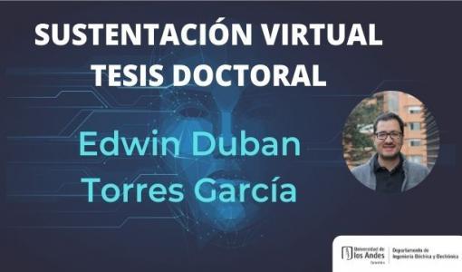 Sustentación doctoral Edwin Duban Torres