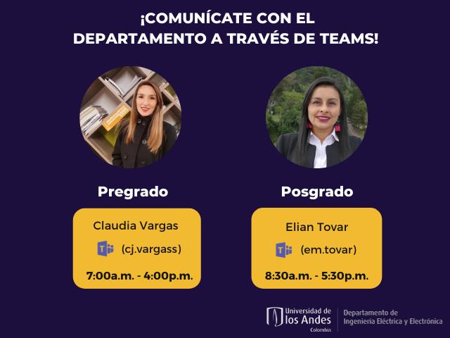 contacto teams